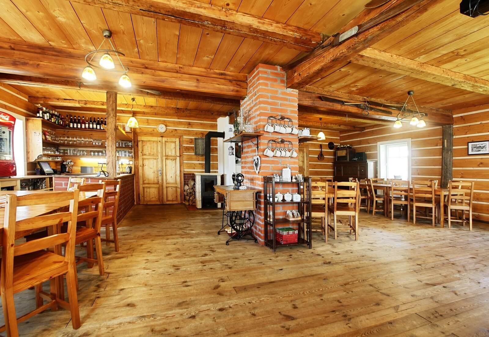 Chata Rychtářka restaurace