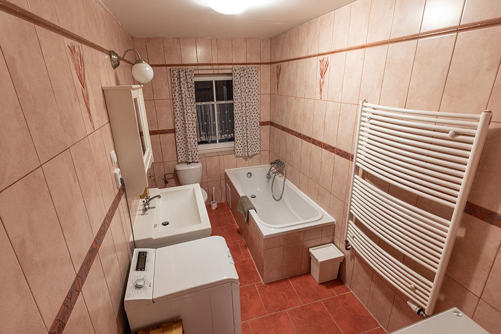 koupelna pokoj č.9a