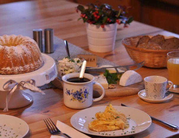 Snídaně na Rychtářce